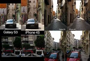 Quick Samsung Galaxy S3 vs iPhone 4S camera test. : Android