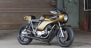 Racing Caf U00e8  Kawasaki Z 1000 By Moto