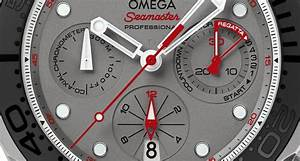 Omega Introduces Seamaster Diver 300M Co Axial Chronograph