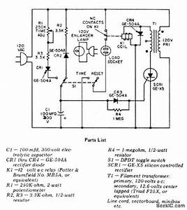 Index 3 - Time Control - Control Circuit