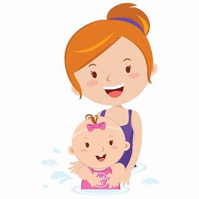 Parent Swim Lessons Tot Water Bathing Infant
