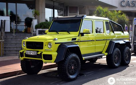 We have 1,072 cars for sale for: Mercedes-Benz G 63 AMG 6x6 - 24 May 2020 - Autogespot