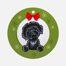 labradoodle holiday ornaments ornaments 1000s of