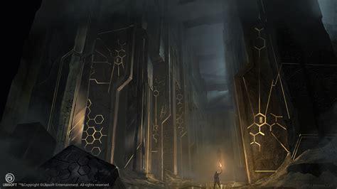 Assassins Creed Origins Concept Art By Eddie Bennun