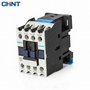 Chint Ac Contactor Electrical Cjx2 Lc1 Nc1 1210 Ac220v