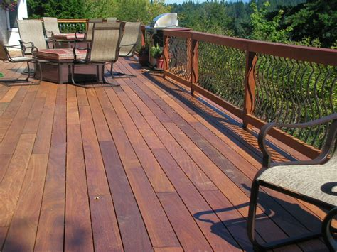 preserving  wood deck  springtimebuilddirect blog