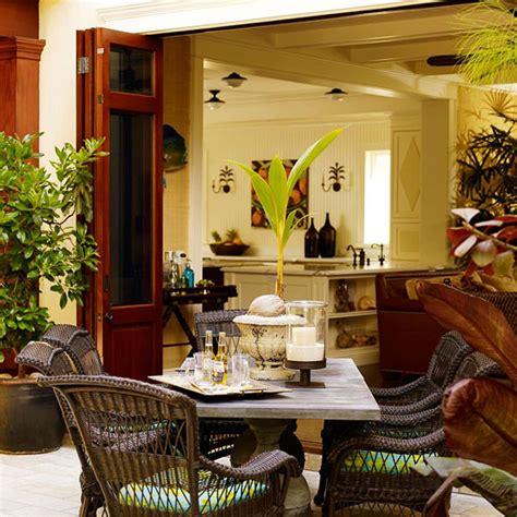 California Home Decorated To Feel Tropical Retreat california home decorated to feel like a tropical retreat