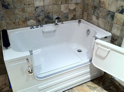 tubs san diego 60 quot lay walk in tub with raised access above the
