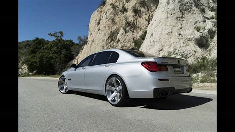 bmw f01 tuning dia show tuning bmw 7er f01 f02 22 zoll forgiato fossette