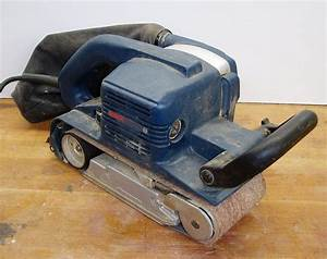 Belt sander wikipedia for Can you sand a floor with a hand sander