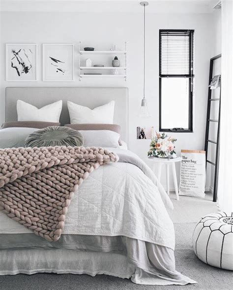 Zimmer Rosa Grau by Pink Grey Bedroom Home Decor In 2019