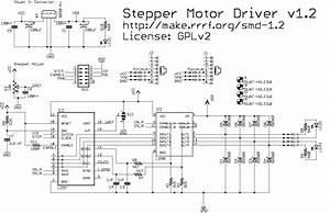 L297 Stepper Motor Driver Inhibit Issue