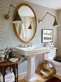 creative ideas for decorating a bathroom wallpaper bathroom ideas home interiors