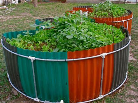 garden materials choosing materials for a raised garden bed hgtv