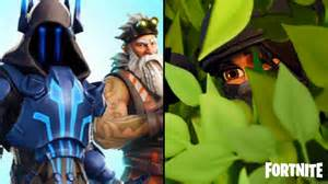 Season 7 Battle Pass Skins Leaked Online