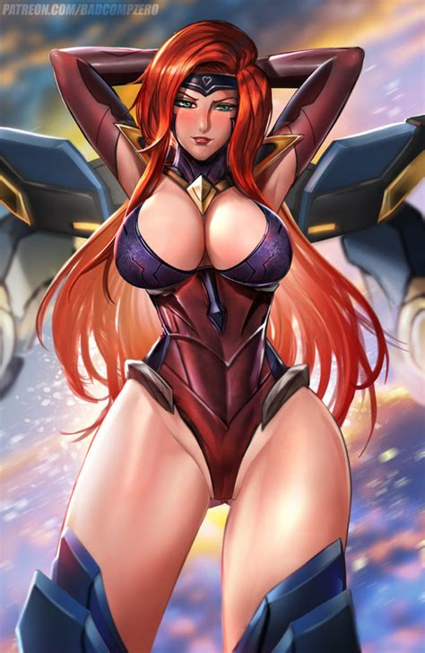 sexy gg  fortune league  legends fan art art  lol