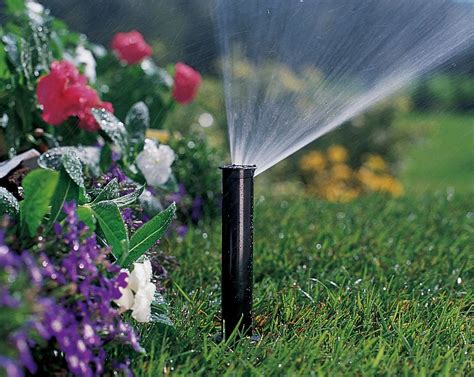 Get Lawn Sprinkler System Repair Service Seasongreen