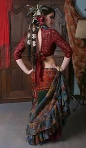 Gypsy Moon | Belly Dance Costume | Pinterest