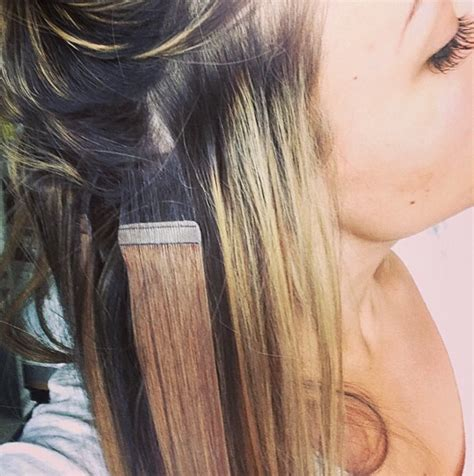 hair extensions take out extensions at home ponytail extension