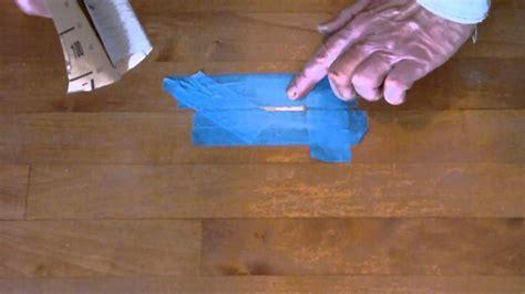 Wood Floor Repair    IS IT WOOD OR IS IT PUTTY?   YouTube