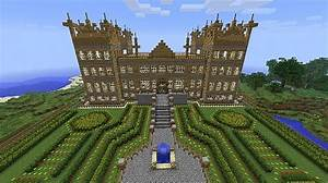 Gallery For > Minecraft Wayne Manor Tutorial
