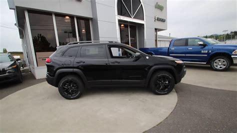 jeep cherokee trailhawk black rims 2017 jeep cherokee trailhawk black hw635378