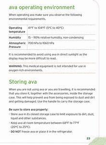 Ucb Medical Devices Ava Ava User Manual 15 2ahk9 Ava