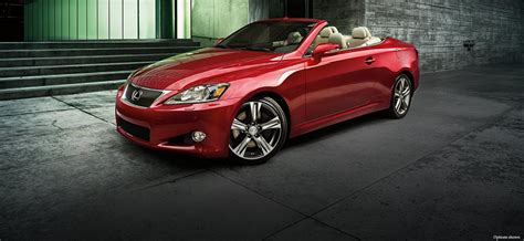 Lexus Is C Cabriolet (2009-2012) Pictures