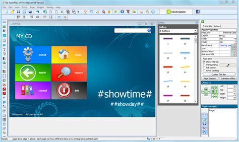 Autoplay Menu Builder Templates Just Click Autoplay Menu Builder 7 0 Build 2185