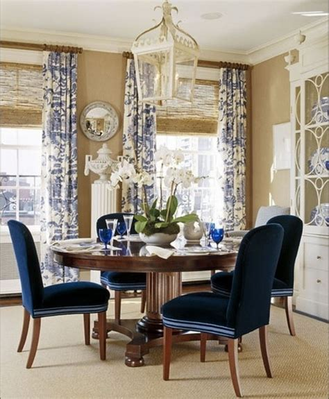 blue dining room table how to decorate blue dining room midcityeast