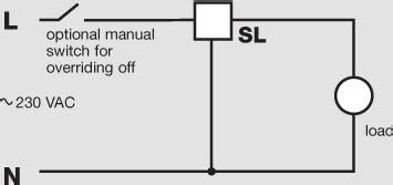 Dusk To Light Wiring Diagram by Adjustable Outdoor Dusk To Photocell Uls Da Twsw