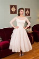 1950's Vintage Wedding Dresses   Glamour & Grace