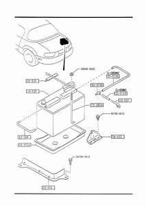 Mazda Miata Battery  Panasonic