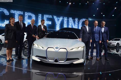 Bmw I Vision Dynamics Wird Im Werk München Gebaut