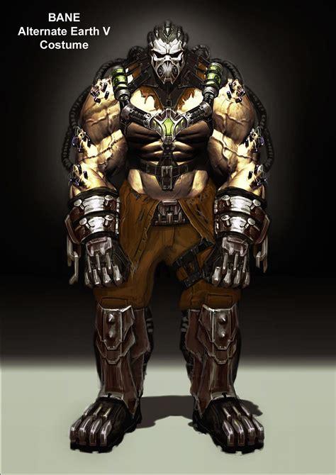 bane injustice gods