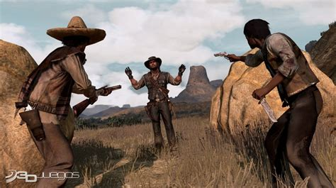 Análisis De Red Dead Redemption Para Ps3 3djuegos