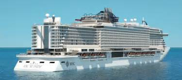 2017 s hottest new cruise ship opens for bookings