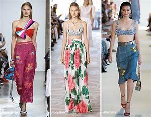 Trends Sommer 2017 : spring summer 2017 fashion trends fashionisers ~ Buech-reservation.com Haus und Dekorationen