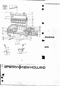 New Holland 2700 2712 Service Parts Catalog Pdf Tractor