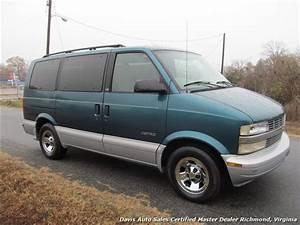 1998 Chevrolet Astro Ls Passenger Van