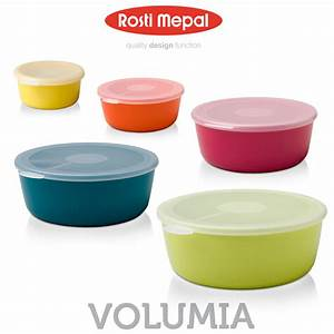 Rosti Mepal Gutschein : rosti mepal storage box volumia set 5 pcs cookfunky ~ Watch28wear.com Haus und Dekorationen