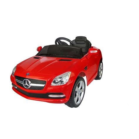 ride on car mercedes benz slk class 6v kids electric ride on car with
