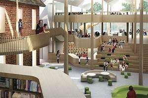Shortlist for Marrickville Library design | ArchitectureAU