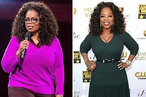 Oprah Winfrey Weight Loss - Celebrity Transformations | PS