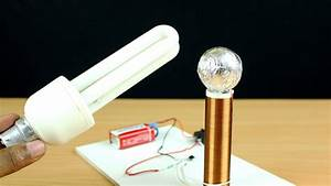 How To Make A Tesla Coil At Home