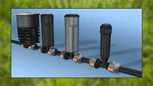 Gardena Pipeline Verlegen : gardena sprinklersystem training film 25 32mm youtube ~ One.caynefoto.club Haus und Dekorationen