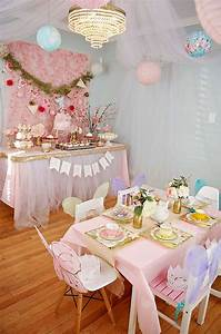Garden Tea Party Birthday Party Ideas | Tea party birthday ...