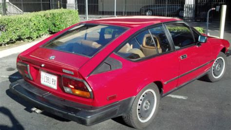 Classic Italian Cars For Sale » Blog Archive » 1985 Alfa