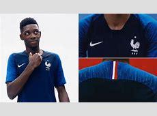 Mundial 2018 Rusia Francia presenta su nueva camiseta