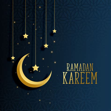 ramadan kareem banner  cresent mosque image